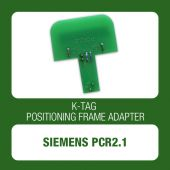 K-TAG positioning frame adapter for Siemens PCR2.1 - t
