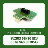 Alientech - K-TAG positioning frame adapter for Suzuki Denso ECU (Renesas SH705x) (14AM00T09M)-1