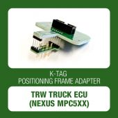 Alientech - K-TAG positioning frame adapter for TRW truck ECU (Nexus MPC5xx) (14AM00T13M)-1