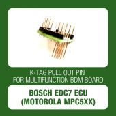 Alientech - K-TAG pull-out tip for Bosch EDC7 ECU (Motorola MPC5xx) (14AM00TB03)-1