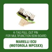 Alientech - K-TAG pull-out tip for Marelli ECU (Motorola MPC5xx) (14AM00TB02)-1