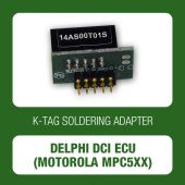 Alientech - K-TAG soldering adapter for Delphi DCI ECU (Motorola MPC5xx) (14AS00T01S)-1