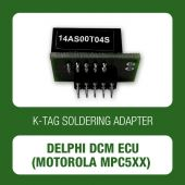 Alientech - K-TAG soldering adapter for Delphi DCM ECU (Motorola MPC5xx) (14AS00T04S)-1