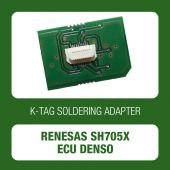 Alientech - K-TAG soldering adapter Renesas SH705x Denso ECUs (14AS00T10S)-1