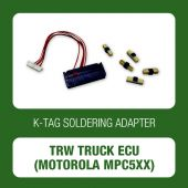Alientech - K-TAG soldering adapter for TRW truck ECU (Motorola MPC5xx) (14AS00T02S)-1