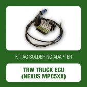 Alientech - K-TAG soldering adapter for TRW truck ECU (Nexus MPC5xx) (14AS00T05S)-1