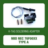 Alientech - K-TAG soldering adapter Type A for NBD NEC 76F00xx ECUs (14AS00T08S)-1