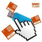 MMC Flash Modules