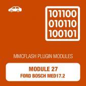 MMC Flash - 27 Module - Ford Bosch MED17.2 (mmcflash_module27)