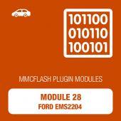 MMC Flash - 28 Module - Ford EMS2204 (mmcflash_module28)