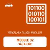 MMC Flash - 32 Module - VAG K-Line (mmcflash_module32)
