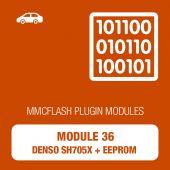 MMC Flash - 36 Module - Denso SH705x + eeprom (mmcflash_module36)