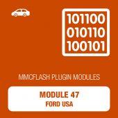 MMC Flash - 47 Module - Ford USA (mmcflash_module47)