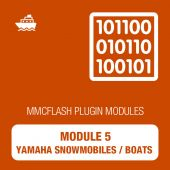 MMC Flash - 5 Module -Yamaha Snowmobiles and Boats (mmcflash_module5)