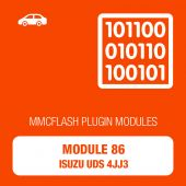 86 Module - Isuzu UDS 4JJ3 MMC Flash
