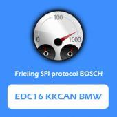 FRC3170S - Bosch EDC16 KKCAN BMW