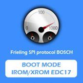 FRC0030 - Boot Kit Irom/Xrom EDC17