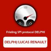 FRC3123S - Delphi/Lucas Renault