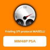 FRC3103S - Marelli MM48P PSA