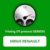 FRC3120S - Siemens Sirius Renault