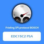 FRC3104S - Bosch EDC15C2 PSA