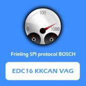 FRC3202S - Bosch EDC16 KKCAN VAG