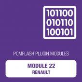 PCM Flash - Module 22 - Renault (pcmflash_module22)