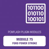 Module 75 - Ford Power Stroke for PCM Flash