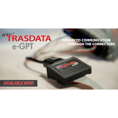 New Trasdata e-GPT kit for Bosch MEDC17 Bench Mode