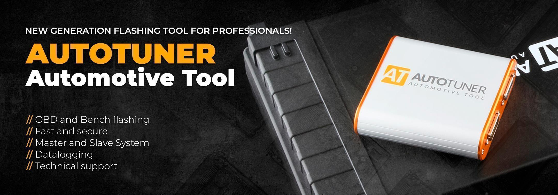 Autotuner automotive tool