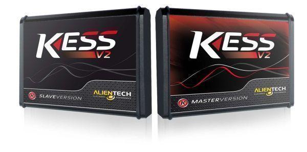 KessV2 Master and Slave