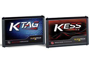 Alientech KessV2 and K-TAG on tuningtools.com